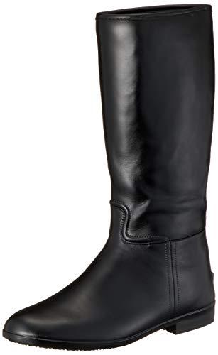 [アキレス] ブーツ 乗馬向け 防水 2E トレーニングメイト TJG 1165 ブラック 27 cm