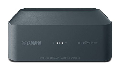 Yamaha WXAD-10 MusicCast Adapter Dunkelgrau