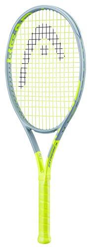 HEAD Graphene 360+ Extreme Junior Tennis Racquet - Pre-Strung Head Light Balance 26 Inch Kids Racket - 4 Grip