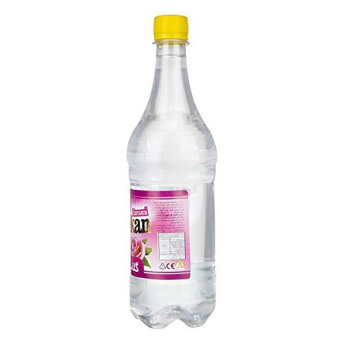 3 x 1000 ml Rosenwasser zum Kochen, zur Herstellung von Limonade oder zum Backen