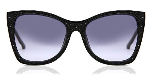 Swarovski Sunglasses Sk0109 001-56-18-145 Occhiali da Sole, Nero (Schwarz), 56 Donna