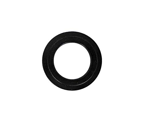TG-Kunststoffe Siebkorbventil Ø 115 mm in Handbetätigung mit Überlaufanschluss 1