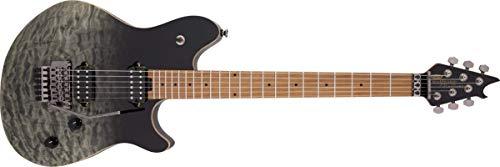 EVH エレキギター Wolfgang® WG Standard QM, Baked Maple Fingerboard, Black Fade 5107004524