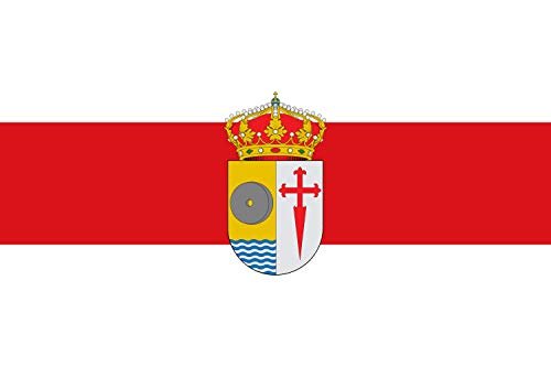 magFlags Bandera XL Arroyomolinos de Leon Spain | Bandera Paisaje | 2.16m² | 120x180cm