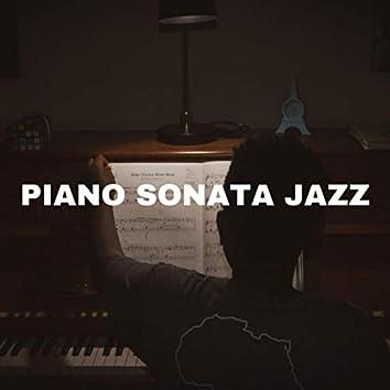 Piano sonata jazz