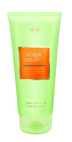 4711, Acqua Colonia Mandarine and Cardamom unisex Duschgel, Almond, 200 ml
