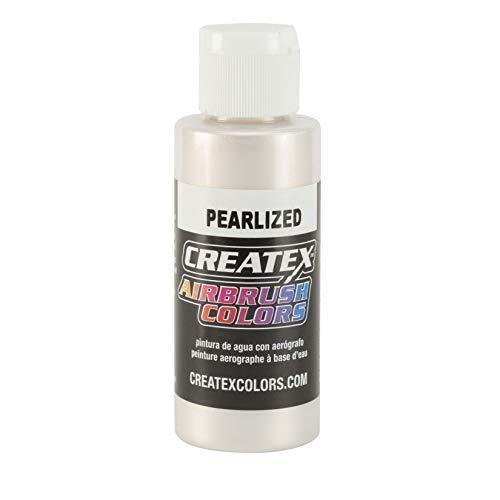 Createx Pearl Platinum 12 5316 Peinture aérographe 120 ml