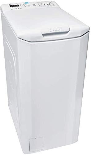Lavatrice carica dell'alto Candy profondità 60 cm, CST 372L-S 7 kg, 1200 rpm, Bianco, Classe energetica A+++