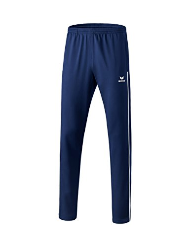 Erima Kinder Shooter 2.0 Polyesterhose, New Navy/Weiß, 164