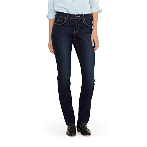 Levi's Women's Straight 505 Jeans, Legacy, 31 (US 12) S