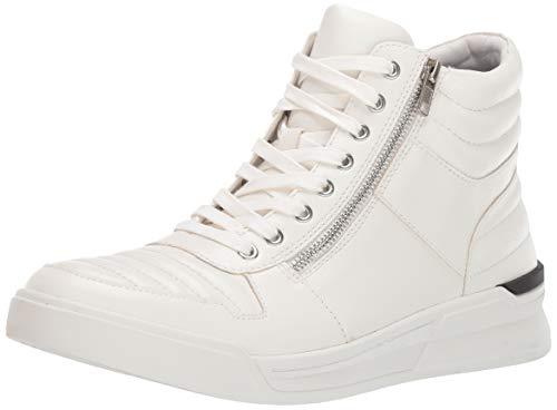 Steve Madden Men's Caldwell Sneaker, White, 11 M US