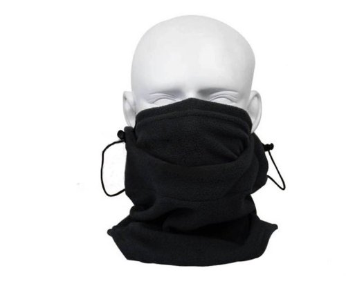 Newest Motorcycle Fleece Neck Hat Winter Ski Full Face Mask Cover Cap