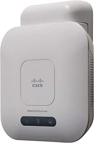 Cisco WAP121-E-K9-G5 SMB Access Point Wireless N PoE Rangebooster