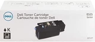 Dell Conso Pour E525W Cartouche Toner Noir Capacit?? Standard - 2000 Pages