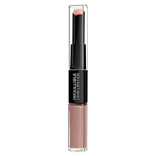 L'Oréal Paris Pintalabios 24H Permanente, Color Nude 116 Beige to Stay