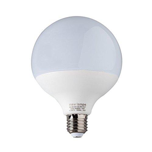 Lampada LED globo New Lamps E27 18W 240V 3000K