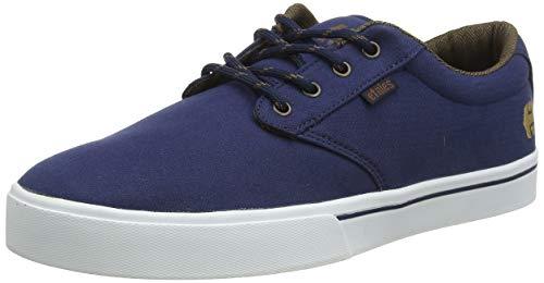 Etnies Jameson 2 Eco, Zapatillas de Skateboard para Hombre, Azul, 37.5 EU