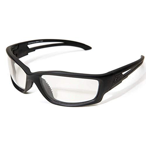 Edge Tactical Eyewear SBR611 Blade Runner Matte Black with Clear Lens