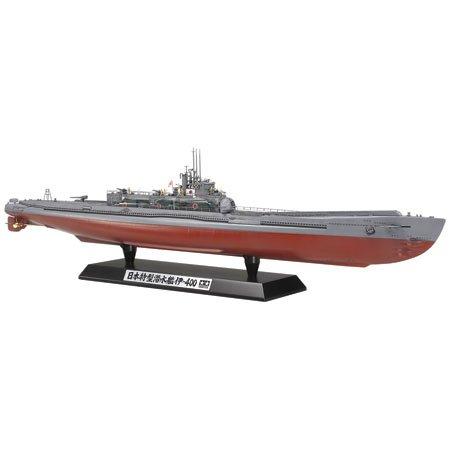 タミヤ スケール限定商品 1/350 日本海軍 特型潜水艦 伊-400 スペシャルエディション 89776