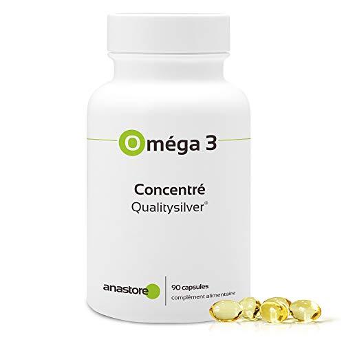 OMEGA-3 * 500 mg / 90 capsule * Fabbricato in Francia