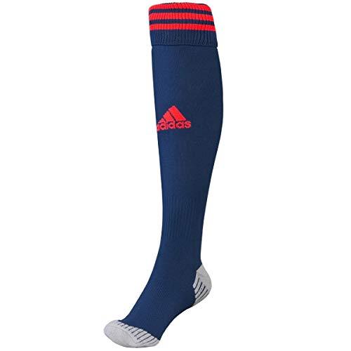 Calcetines para hombre de adidas Adisock 12, único par Azul night marine-solar red (S29524) 35