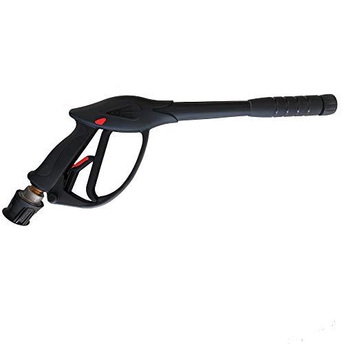 Pistola profesional de alta presión MV925 M22AG - M22AG 310 bar 30 l/min. Con boquilla para limpiador de alta presión Kärcher Kränzle Kranzle HD y HDS como pistola 4.775-026.0 y 4.775-466.0.