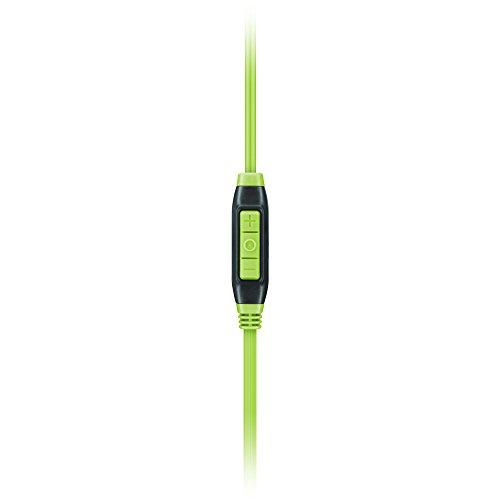 Sennheiser OCX 686i In-Ear-Sportkopfhörer (mit Ohrbügel, geeignet für Apple iOS) grün/schwarz