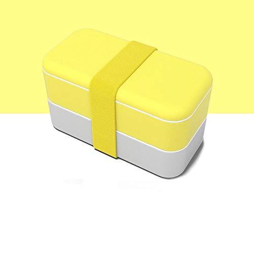 Yanxinenjoy Caja de Almuerzo para Adultos, Caja de bento