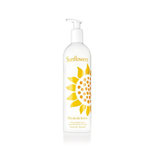 Elizabeth Arden Sunflowers femme/women, Perfumed Body Lotion, 1er Pack (1 x 500 ml)