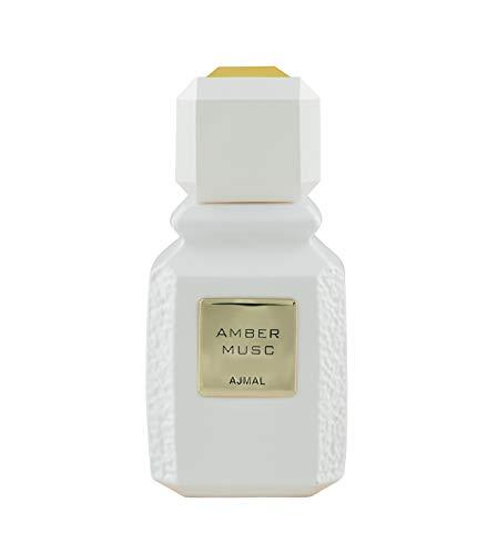 Ajmal Amber Musc by Ajmal Eau De Parfum Spray (Unisex) 3.4 oz / 100 ml (Women)