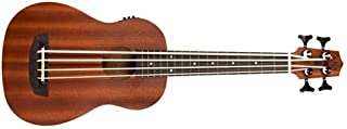 Kala Wanderer U-Bass - Mahogany, Acoustic Electric