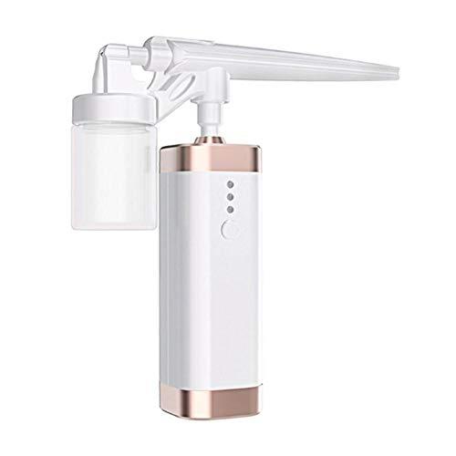 Nano Oxygen Facial Machine, Cool Facial Mister Steamer Handy Mist Sprayer Idratante E Idratante Per La Cura Della Pelle, Trucco Per La Pulizia Profonda, Extension Per Ciglia
