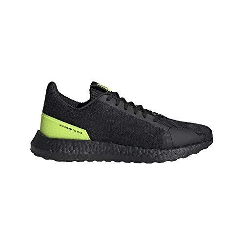 Adidas SenseBOOST GO WNTR m, Zapatillas de Trail Running Unisex Adulto, Multicolor (Negbás/Negbás/Amasol 000), 38 2/3 EU