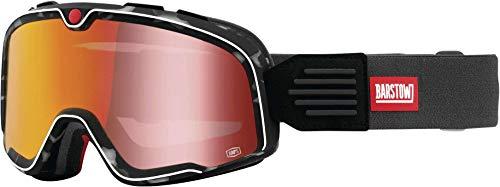 ride100percent Brille Barstow Gasby rot verspiegelt