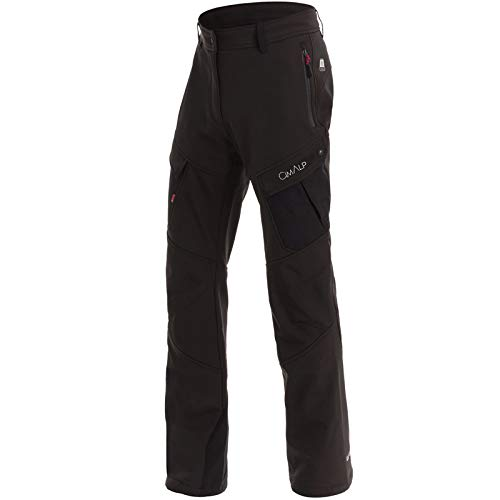 Cimalp Pantalon Softshell Version Jambes Courtes