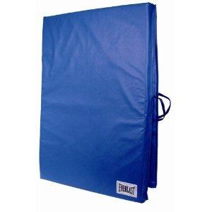 Everlast 2'x6' Folding Mat, Blue with Mini Tool Box (fs)