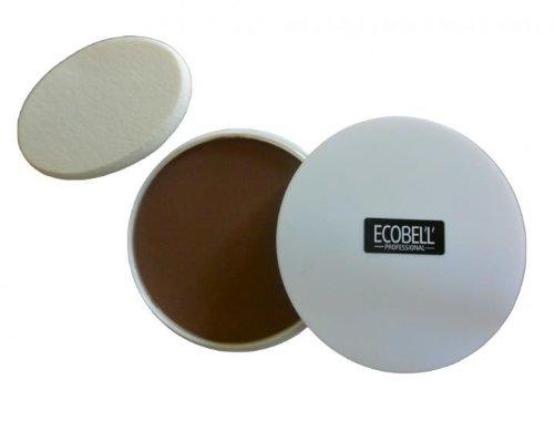 Ecobell Shader Haar Concealer zur Haarverdichtung, Inhalt:5g;Haarfarbe:Light Brown - Hellbraun