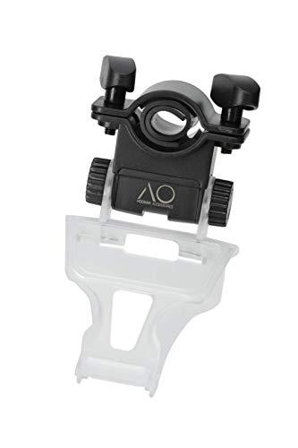 AO® Smoke Control Pro Shisha Mundstück Schlauchhalter für Playstation PS5 Controller (Schwarz) (Schwarz)