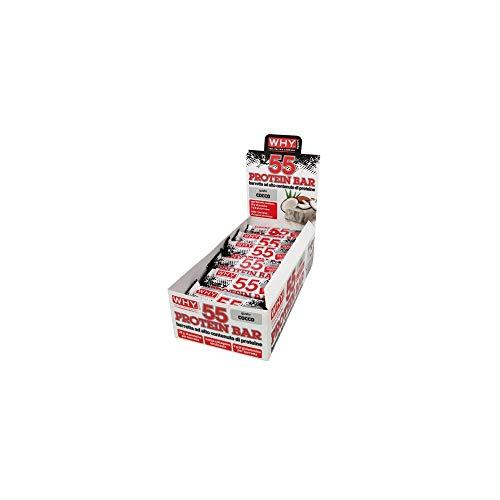 55 Protein Bar Cocco Box 24pz 55 Gr