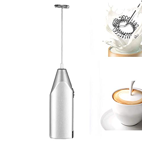 Milk Frother Mixer Whisk Electric Egg Beater Coffee Stirrer Foamer...