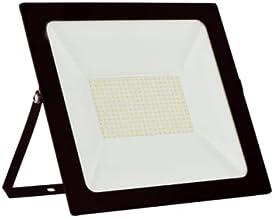 Refletor Led Solar TR Preto 150w - Taschibra