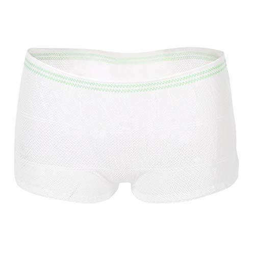 10 Stück/SetAdult Windeln, wiederverwendbare waschbare Inkontinenzhilfe Unterwäsche Netzhose für ältere Mutterschaftsmenschen(XL)