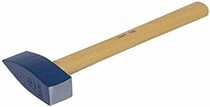 Kraft Tool BL333 3-pound Stone Masons Hammer with 16-Inch Handle