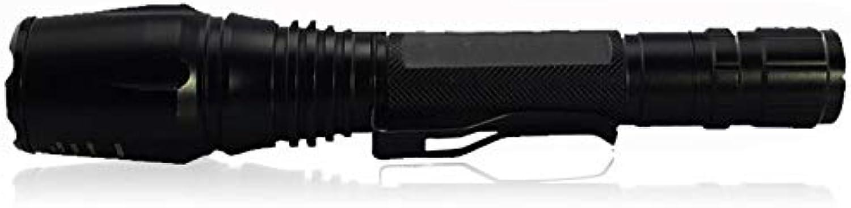 VSousT Taschenlampe Im freien wasserdichte Taschenlampe teleskop Zoom blendung wiederaufladbare Taschenlampe led Beleuchtung Taschenlampe zum wandern led Taschenlampe