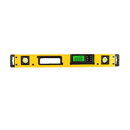 shentaotao Smart-Magnet-Niveau Elektronische Niveau-Werkzeug Hochpräzisions-Blase Winkelmessung Staubdicht Waterproof