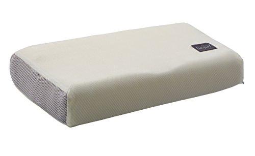 Schlafkult Nackenstützkissen Visco Twin 500, weiß, 33 x 58 cm