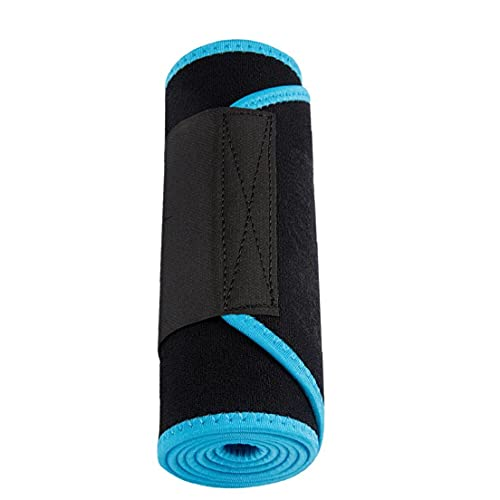 Cinturón de entrenador de cintura, protector de cintura cálida ajustable Cinturón de corsé sudoroso transpirable, suministros de fitness L Ajuste del ejercicio Efecto