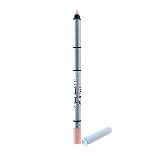 Impala Crayon pour les Yeux 321 Saumon Métallique Crème Longue Tenue Imperméable