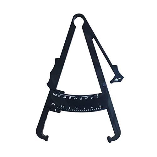 Fett Messschieber Körper Mess Lineal Fitness Abnehmen Tester Fett Clip Fettzange Körper Monitor Talg Meter