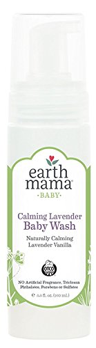 Earth Mama Angel Baby Shampoo & Body Wash Calming Lavender - 5.3 fl oz